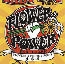 Lady Bug Brand Flower Power™